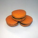 Macaron Apelsinpraliné