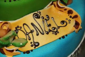 Tårttext